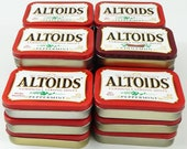 Altoids Tins Lot of 22 Pe...