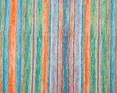 Bright Stripe Fabric 56 w...