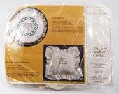 Creative Circle Hoop Embroidery Kit #2412 Rejoice