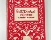 Betty Crocker's Picture Cookbook 1950 First Edition Third Printing