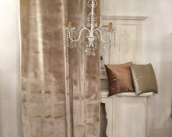 Soft Velvet Curtain