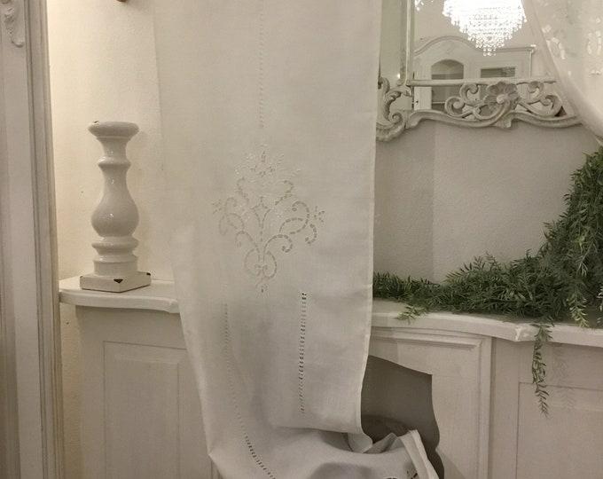 """""""Elisabet"""" Precious glass curtain"""
