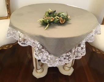 "Table Cover ""VILLA VITTORIA"""