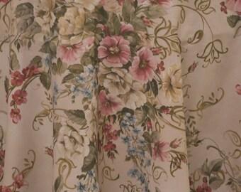 """Tablecloth """"the flowers of art nouveaux"""""""