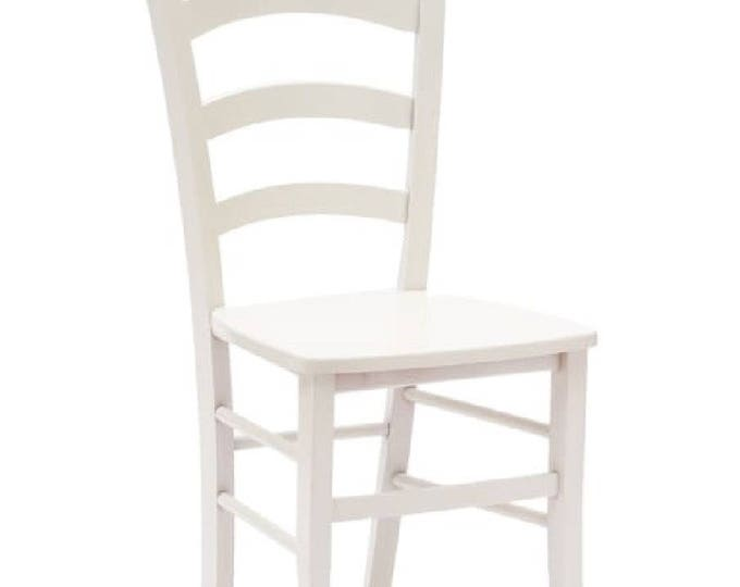 """Set of 2 chairs in """"Lilly"""" beech"""