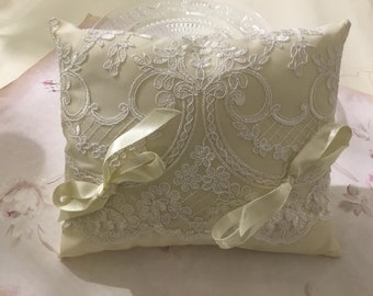 """Elen"" Wedding ring Cushion"