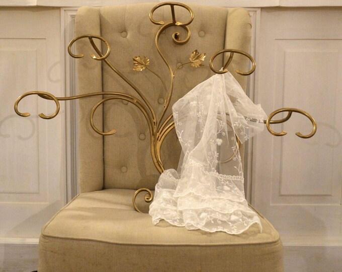 Gold Art Nouveau Hangers