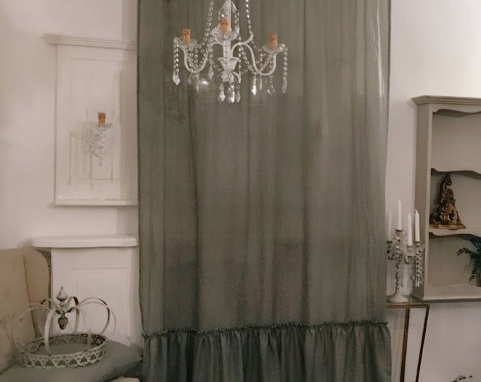 """Curtain Collection """"Natural chic"""" linen"""