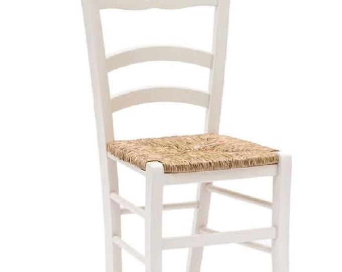"Set of 2 Beech chair ""Jami"""
