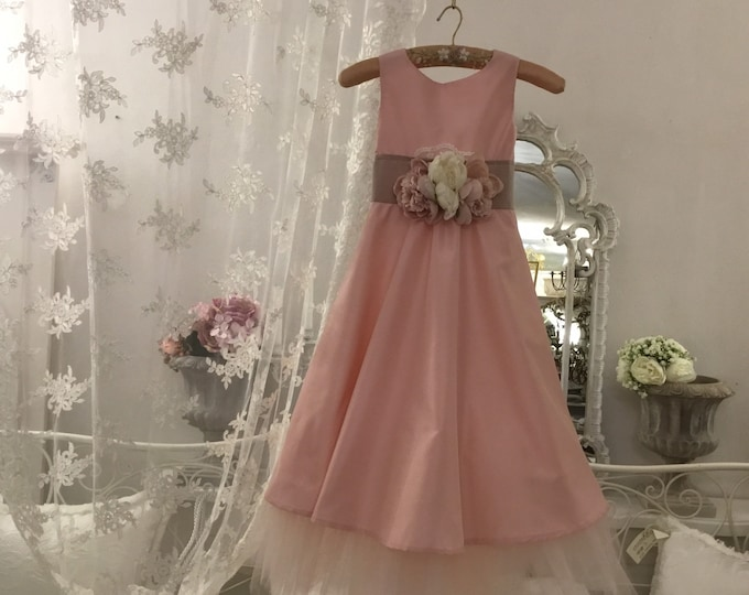 """Nicol"" Bridesmaid Dress"