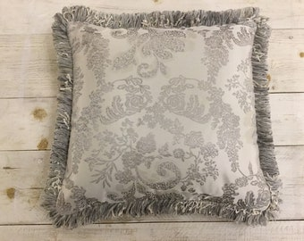 Italian Luxury Taffeta Pillow