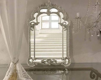 Elegant Antique Liberty Style Mirror