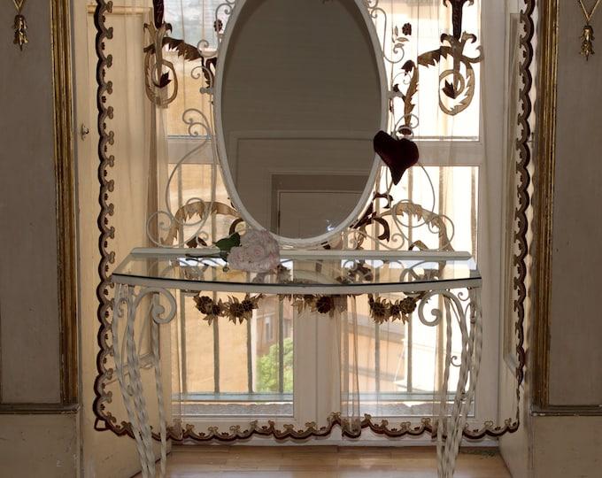 "Ancient wonderful Toilet ""Regina MariaSofia"""