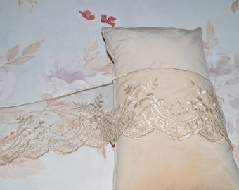 """Old Lace """"MariaCristina"""" lot from 9mt"""