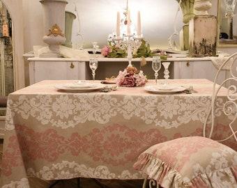 """Cotton tablecloth """"Arabesque"""""""