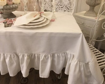 Tablecloth with Gala in Italian prized cotton