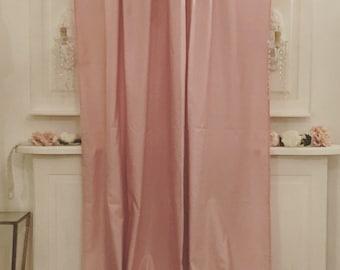 Light Powder pink Taffeta tent