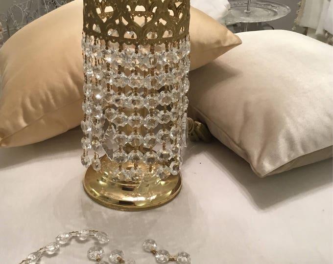 Light Vintage Antique Gold