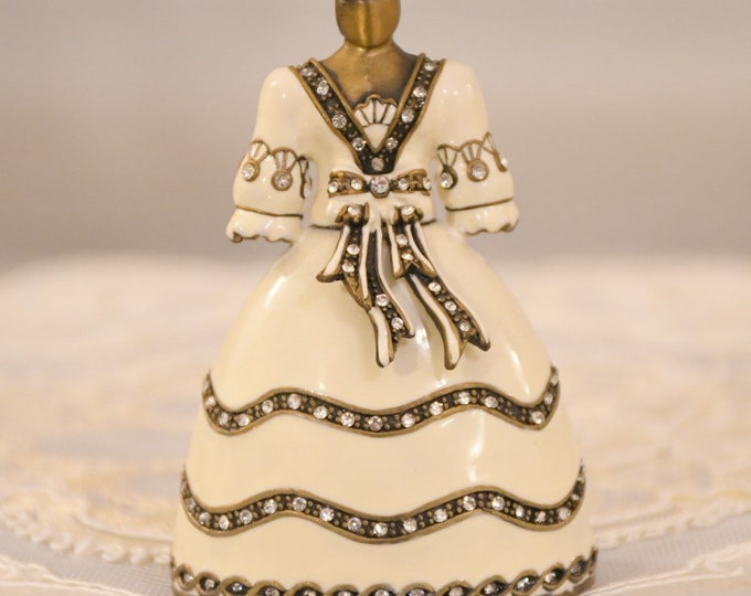 """""""Fabergé"""" style collectible bell"""