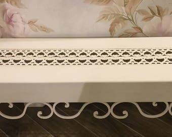Small sofa/Bench pure white