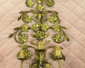 Gold Victorian Applique