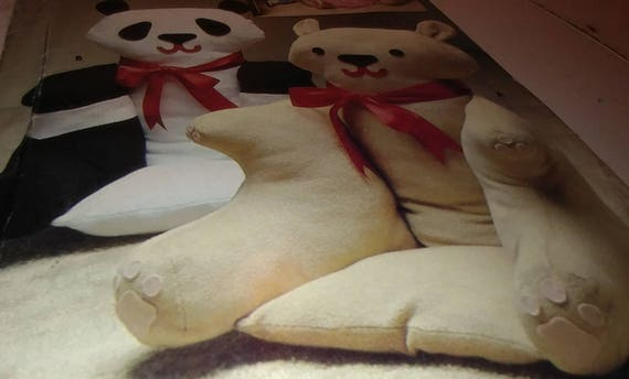 Panda or Bear Chair