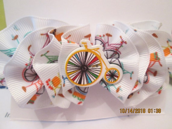 Bicycle barrette