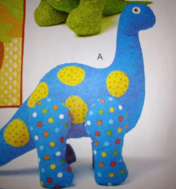 Stuffed Standing Dinosaur