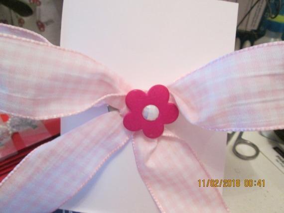 Pretty in pink barrette