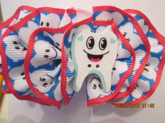 Tooth barrette