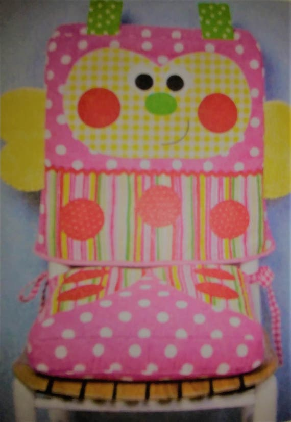Bee Chair Cushion