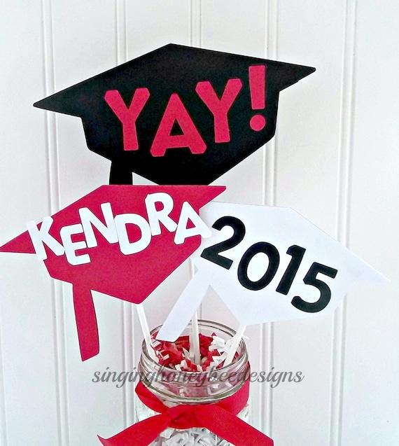 Graduation Cake Topper Graduation 2019 Centerpiece Graduation