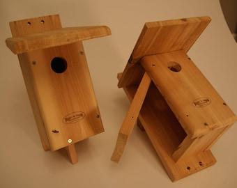 Bluebird House, Nest Box