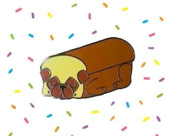 pug loaf pin