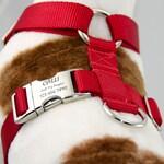 Adjustable Dog Harness – No-Choke, Personalized, Pet ID Tag, Comfortable, Big Dog Harness, Small Dog Harness, Medium Dog