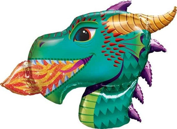 Home, Furniture & DIY Celebrations & Occasions BIRTHDAY PARTY HAT ALLIGATOR SUPERSHAPE LARGE BALLOON 36 BALLOON!