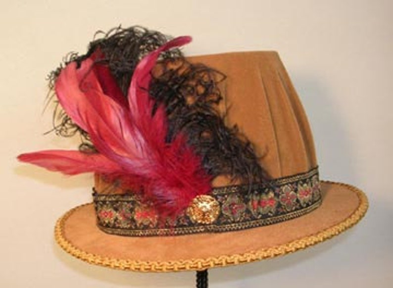 faab33d87c8 Elizabethan Tall Hat