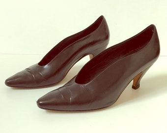 ddc3721c61e BADASS Vintage Via Spiga High Heels