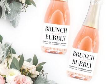 Bridal Shower/Bach Label