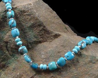 Nacozari Turquoise Necklace