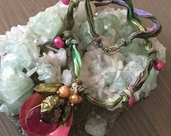 Spiritual Growth & Peace Necklace