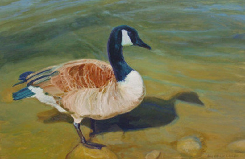 Lone Goose image 0