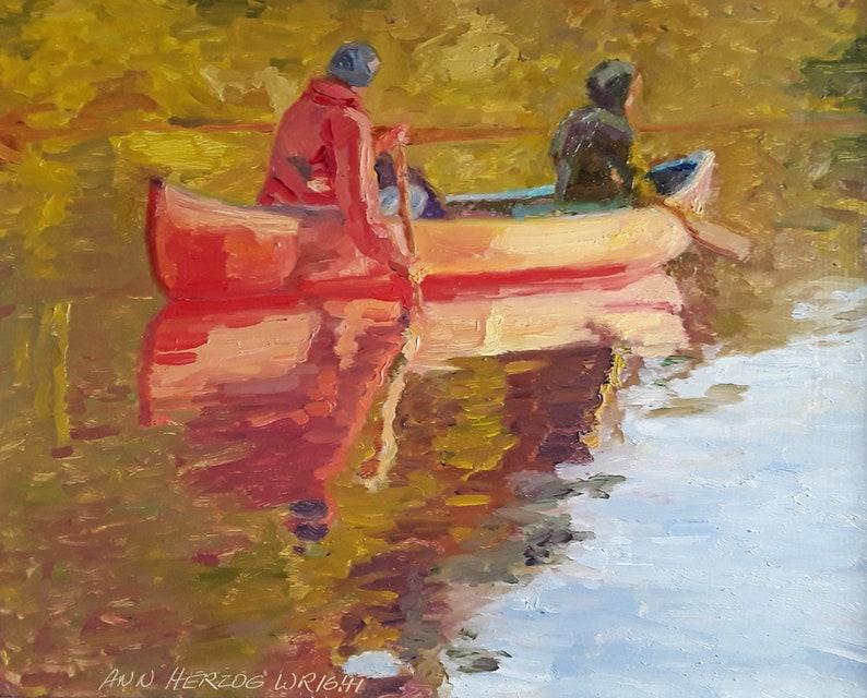 Fine Art Oil Painting image 1