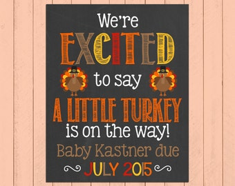 I/'m Eating For Two Sign Photo Prop Thanksgiving Pregnancy Announcement Chalkboard Digital File Printable Chalkboard Pregnancy Reveal