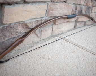Robin Hood, Ranger, Archer, Hunter Functional Bow with Deluxe Finish
