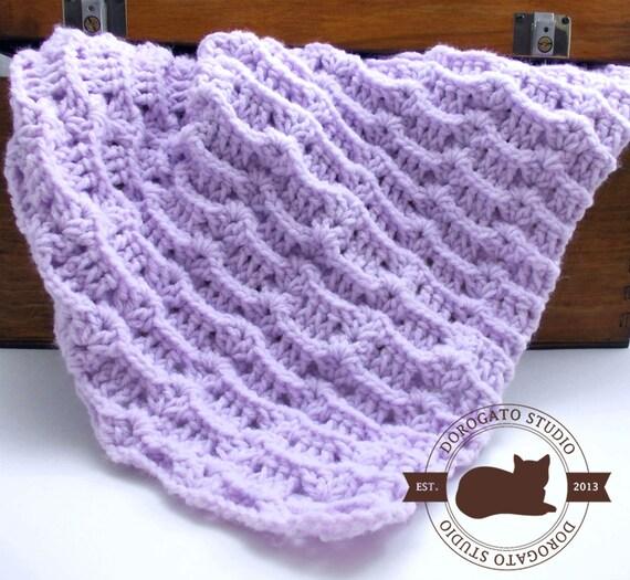 Utorial Crochet Blanket Pattern Baby Blanket Pattern Diy Etsy