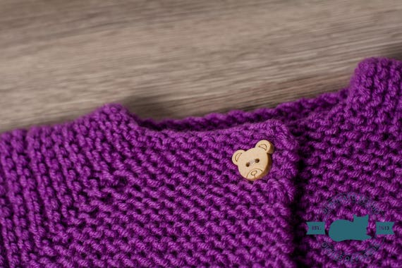 e51fb13c7 Knit Baby Cardigan Pattern Photo Tutorial Knit Pattern Knit