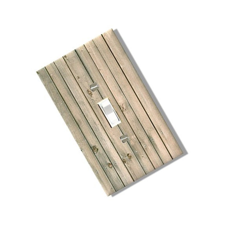 Wood Light Switch Cover Plate Multi Toggle Kitchen Dining Home Etsy