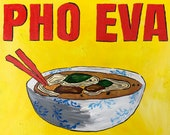 Pho Eva Painting