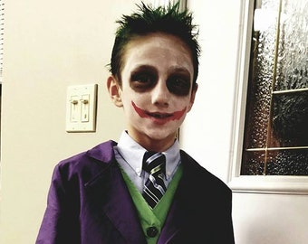 Joker Dark Knight Inspired Costume